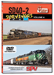 SD40-2 Survivors Vol 4